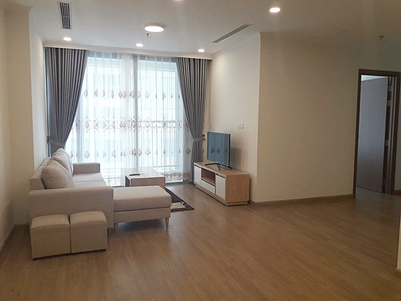 Apartment for rent with 03bedrooms in VINHOME GARDENIA, Ham Nghi str, Tu Liem