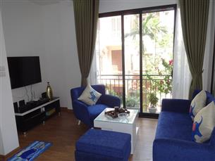 Bright, high quality apartment for rent 01 bedroom in Xuan Dieu, Tay Ho