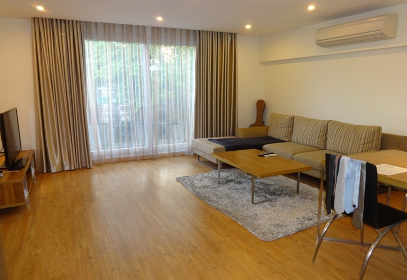 Cheap apartment for rent with 01 bedroom in To Ngoc Van, Tay Ho