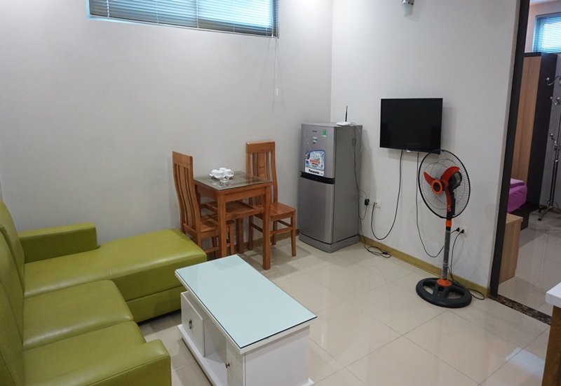 Apartment for rent with 01 bedroom in Nguyen Khanh Toan, Cau Giay
