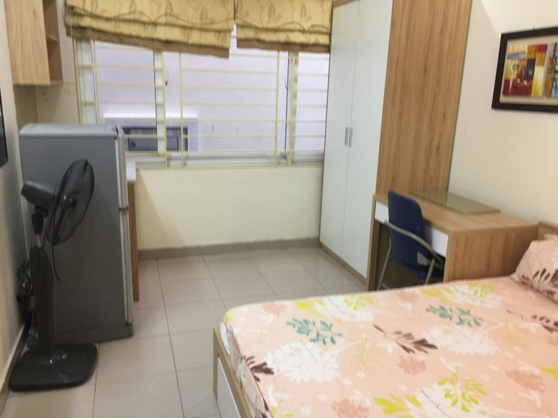 Nice studio for rent with 01 bedroom in Lang Ha, Dong Da