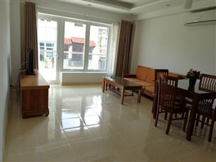 Balcony apartment for rent in Truc Bach, Ba Dinh,  01 bedroom