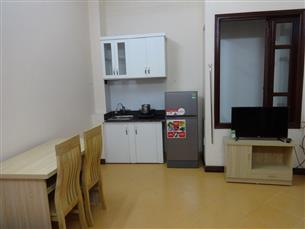 Nice studio for rent in Trung Kinh, Cau Giay, fully furnished