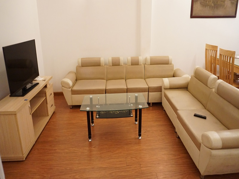 Apartment with 02 bedrooms for rent in Yen Phu village, Tay Ho