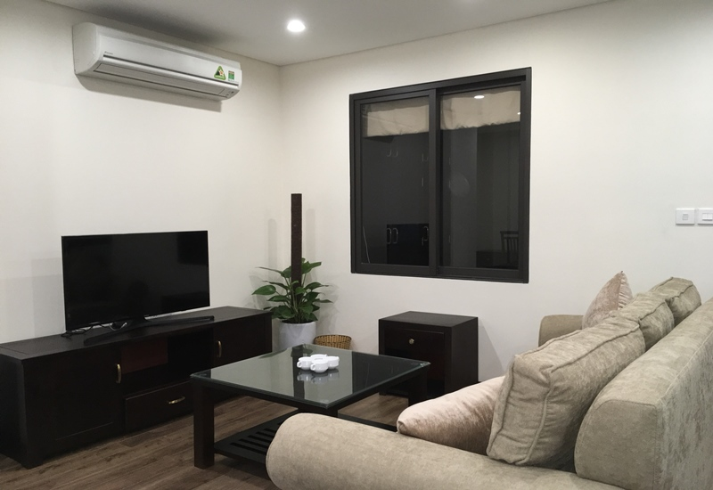 Apartment for rent with 01 bedroom in Ho Tung Mau, Cau Giay