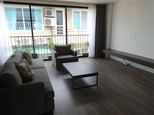 New duplex serviced apartment with 03 bedrooms for rent in To Ngoc Van, Tay Ho