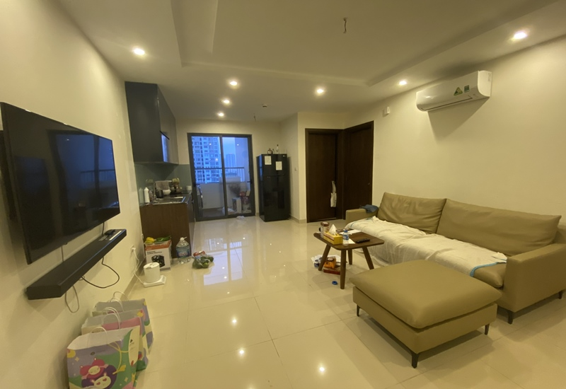 Apartment for rent with 02 bedroom in Ngoai Giao Doan, Tay Ho