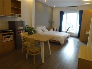 Studio apartment for rent in Tay Ho, fully furnished