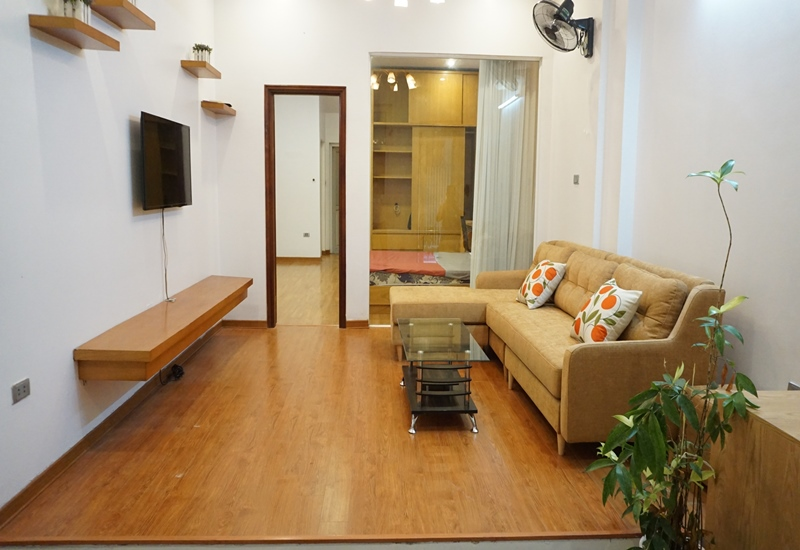 Apartment for rent with 01 bedroom in Dang Thai Mai, Xom Phu, Tay Ho