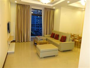 ROYAL CITY APARTMENT for rent with 2 bedrooms, 2 bathrooms in Thanh Xuan