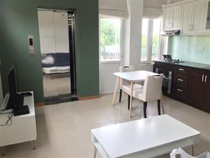 Nice apartment with 02 bedrooms for rent in Au Co, Tay Ho