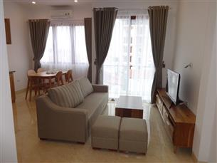 Balcony apartment for rent with 01 bedroom in To Ngoc Van, Tay Ho