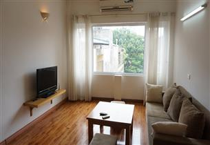 Bright apartment for rent with 01 bedroom in Nguyen Dinh Chieu str, Hai Ba Trung