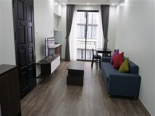 New 01 bedroom apartment for rent in To Ngoc Van, Tay Ho