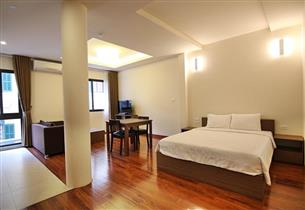 Nice studio for rent with 01 bedroom in To Ngoc Van, Tay Ho