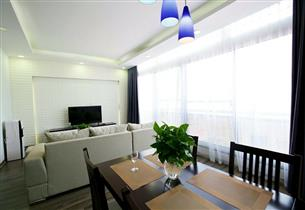 New serviced apartment for rent with 02 bedrooms in Kim Ma, Ba Dinh