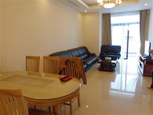 Apartment for rent with 02 bedrooms in ROYAL CITY in Thanh Xuan