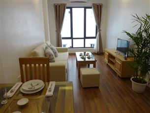 Nice 01 bedroom apartment for rent in Hoang Quoc Viet, Cau Giay