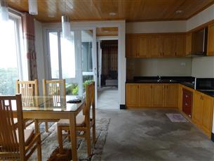 Duplex apartment for rent with 03 bedrooms in Dong Da district, Near Sky City building