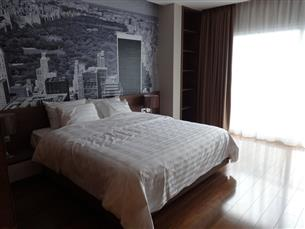 High quality,new serviced apartment with 02 bedrooms for rent in Hoan Kiem
