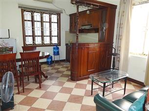 Apartment for rent with 01 bedroom in Tran Hung Dao, Hoan Kiem