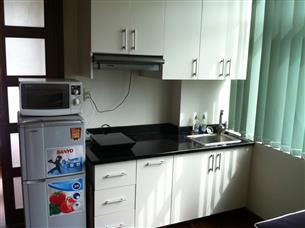 Nice apartment with 01 bedroom in Hoan Kiem for rent, fully furnished