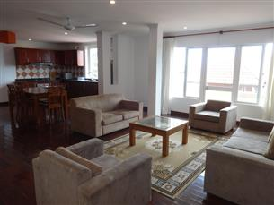 Cheap 02 bedroom apartment for rent in To Ngoc Van, Tay Ho