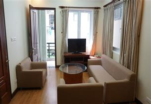 Apartment for rent with 01 bedroom in Ta Quang Buu, Hai Ba Trung district