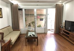 Apartment for rent with 01 bedroom in Truc Bach, Ba Dinh