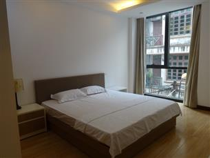 Nice 02 bedroom serviced apartment for rent in Hoan Kiem