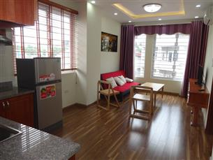 Nice apartment with 01 bedroom for rent in Phan Huy Chu str, Hoan Kiem
